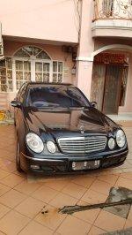 Mercedes-Benz E Class: 2007 Mercedes Benz E280 7G Tronic (IMG_0691.JPG)