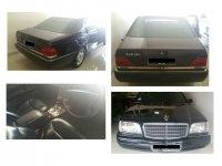 Jual Mercedes-Benz: Mercedes Bens 300 SEL ex KTT 1992 Antik
