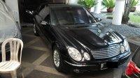 Mercedes-Benz E Class: Mercedes Benz E260 Tahun 2003 (IMG_20150725_134659.jpg)