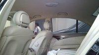 Mercedes-Benz E Class: Mercedes Benz E260 Tahun 2003 (IMG_20150725_134824.jpg)