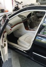 Mercedes-Benz E Class: Mercedes Benz E260 Tahun 2003 (IMG_20150725_134751.jpg)