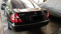 Mercedes-Benz E Class: Mercedes Benz E260 Tahun 2003 (IMG_20150725_134854.jpg)