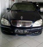 Mercedes-Benz: Mercy Type S 320 biru menggoda (mercy blue3.JPG)