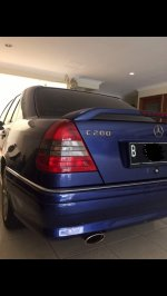 C Class: Jual: Mercedes-Benz C200 W202. Matic th 1996