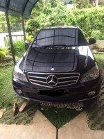 Mercedes-Benz C Class: Jual Mercy C280 hitam elegance mulus seperti baru