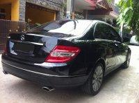 Mercedes-Benz C Class: Jual Mercy C280 hitam elegance mulus seperti baru (20170601_222251.jpg)