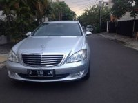 Mercedes-Benz S Class: MERCEDES BENZ S350 LONG 2008 SUPER