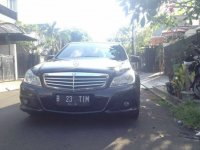 Mercedes-Benz C Class: MERCEDES BENZ C200 PAKAI 2013 HITAM PERFECT