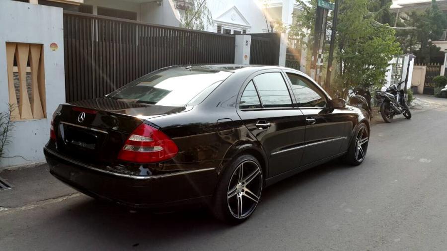 Mall Of Ga Toyota >> 260E: Mercedes benz E260 Elegance 2006 - MobilBekas.com