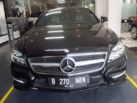 Mercedes-Benz: Mercedes Benz CLS 350