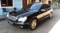 Mercedes-Benz C Class: Mercedes Benz C240 (W203) '2002 AT Original (IMG-20170729-WA0009.jpg)