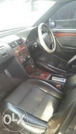 Jual Mercedes-Benz: Mercy c180 murah plat D di bogor