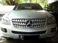 Jual Mercedes-Benz ML Class: New Mercy ML 350 V6 4WD Joystick AT Mile50rb rec Kedaung seperti baru