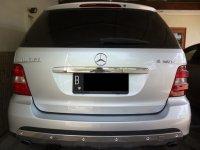 Mercedes-Benz ML Class: New Mercy ML 350 V6 4WD Joystick AT Mile50rb rec Kedaung seperti baru (M2.jpg)