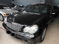 Jual Mercedes-Benz C Class: Mercy 2001 C200 Km 50 Ribuan ASLI (B) 1 Tangan Sangat Terawat Sekali