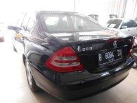 Mercedes-Benz C Class: Mercy 2001 C200 Km 50 Ribuan ASLI (B) 1 Tangan Sangat Terawat Sekali (CIMG3645.jpg)