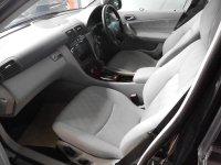 Mercedes-Benz C Class: Mercy 2001 C200 Km 50 Ribuan ASLI (B) 1 Tangan Sangat Terawat Sekali (CIMG3639.jpg)