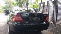 Mercedes-Benz: A/T C240 Sport Mercedez Benz 2005, KM116000, New suspenssion, Nego (IMG_3367.JPG)