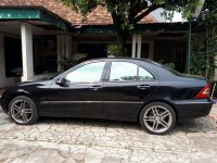 Jual Mercedes-Benz C Class: Mercedes Benz C240 Elegance 2004 sunroof mulus