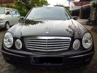 Jual Mercedes-Benz E Class: New Mercy E 260 V6 Elegance km70rb rec Hartono pajak baru sangat isti