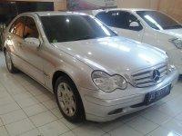 Jual Mercedes-Benz: Mercy C180 Tahun 2001