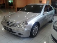 Mercedes-Benz: Mercy C180 Tahun 2001 (kiri.jpg)