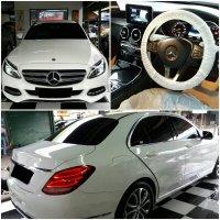 C Class: Mercedes-Benz C200 AMG Avantgarde 2015/14 Putih (20170715_194259.jpg)