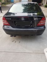 Mercedes-Benz C Class: Mercedes Benz C240 Elegance 2004 sunroof mulus (WhatsApp Image 2017-08-26 at 14.50.36.jpeg)