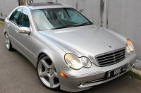 Jual C Class: Mercedes-Benz C320 Sunroof 2001