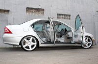 C Class: Mercedes-Benz C320 Sunroof 2001 (3.jpg)