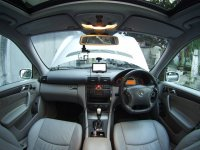 C Class: Mercedes-Benz C320 Sunroof 2001 (5.jpg)