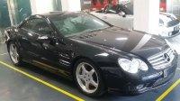 Mercedes-Benz SL Class: Mercedes benz SL 55 V8 (image.jpeg)