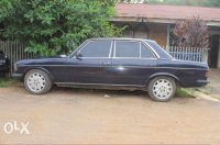 Mercedes-Benz: Mercy tiger W123 biru M123 th 1979 bahan hidup jalan (IMG_0094.JPG)