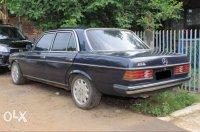 Mercedes-Benz: Mercy tiger W123 biru M123 th 1979 bahan hidup jalan (IMG_0097.JPG)