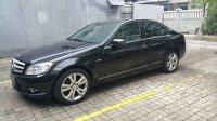 Jual Mercedes-Benz C Class: Mercedes C200 CGI AVANTGARDE
