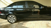 Mercedes-Benz C Class: BU Jual Mercy C240 2005 Sport Hitam Mulus - Bisa TT Yaris Jazz Avanza (IMG-20170921-WA0027.jpg)
