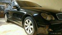 Mercedes-Benz C Class: BU Jual Mercy C240 2005 Sport Hitam Mulus - Bisa TT Yaris Jazz Avanza (IMG-20170921-WA0026.jpg)