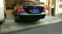 Mercedes-Benz C Class: BU Jual Mercy C240 2005 Sport Hitam Mulus - Bisa TT Yaris Jazz Avanza (IMG-20170921-WA0039.jpg)
