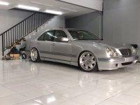 Jual Mercedes-Benz E Class: Mercy E260 W210 thn 2002