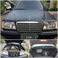 Mercedes-Benz: Jual mercy E320 Tahun 1994 (20171001_075113.jpg)