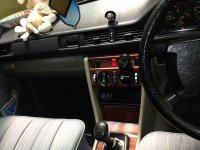Mercedes-Benz 300E: Mobil dijual Mercy W 124 (IMG_5384.JPG)