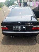 Mercedes-Benz 300CE: Mercedes Benz 300 CE (BeautyPlus_20170306113256_save.jpg)