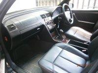 Mercedes-Benz C Class: JUAL CEPAT MERCY C230 MT THN 97 (c230 interior.JPG)