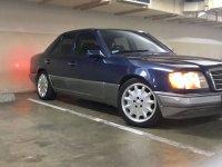 Jual Mercedes-Benz 220E: Mercedes Benz E220 Th 1994