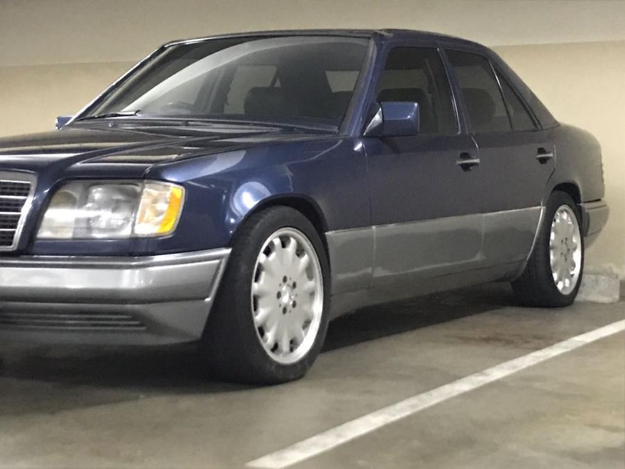 220E Mercedes Benz E220 Th 1994