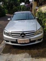 Jual Mercedes-Benz C Class: mercedes c200 km 29 rb