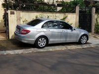 Mercedes-Benz C Class: mercedes c200 km 29 rb (samping.jpg)