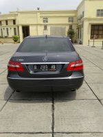 Mercedes-Benz E Class: Mercy E300 Avantgarde 2010 (IMG-20171112-WA0005.jpg)