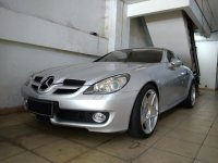 Mercedes-Benz SLK Class: Mercedes SLK 200 Silver sgt Mulus (WhatsApp Image 2017-11-22 at 2.39.41 PM(2).jpeg)