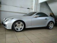 Mercedes-Benz SLK Class: Mercedes SLK 200 Silver sgt Mulus (WhatsApp Image 2017-11-22 at 2.39.41 PM.jpeg)